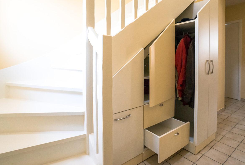 Rangement Sous Escalier Izaly